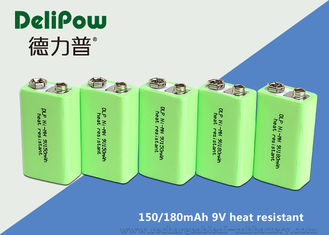 China Niedrige Selbstentladungs-industrie Akku 150~180mAh fournisseur